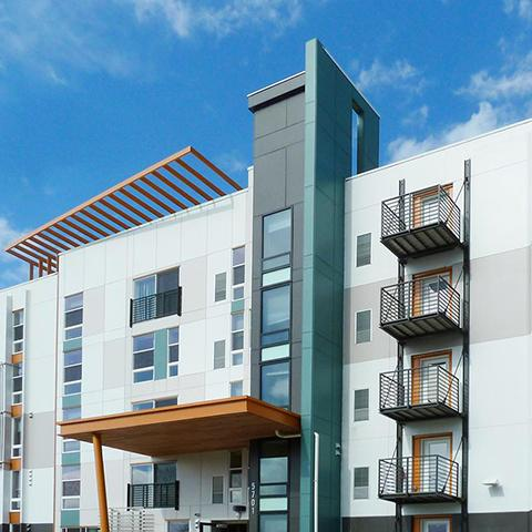 Avenue 8 At Mayfair Apartments In Denver Co