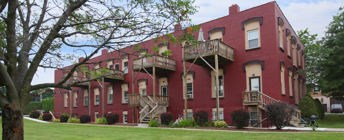 Fouquet House Apartments In Plattsburgh Ny