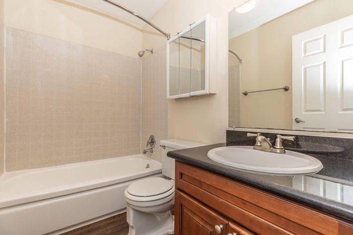 Bathroom at ParkLafayettein Lafayette CA