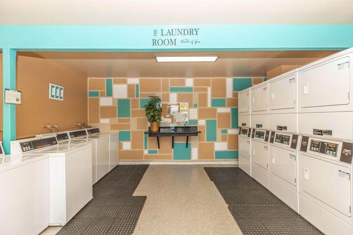 Laundry Room at ParkLafayettein Lafayette CA