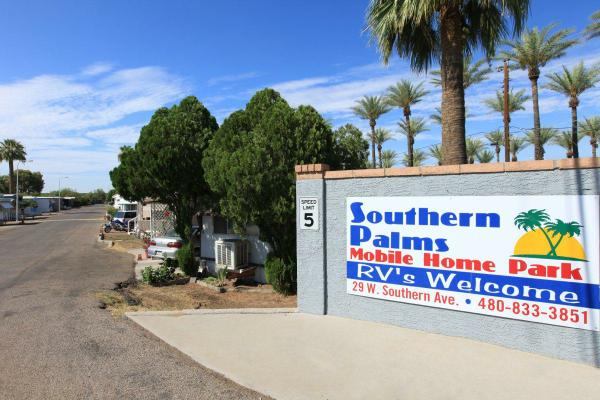 Southern Palms Mobile Home Park