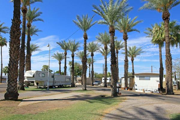 Manufactured Home And RV Community In Mesa AZ