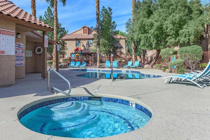 Villa Del Rio has a spa