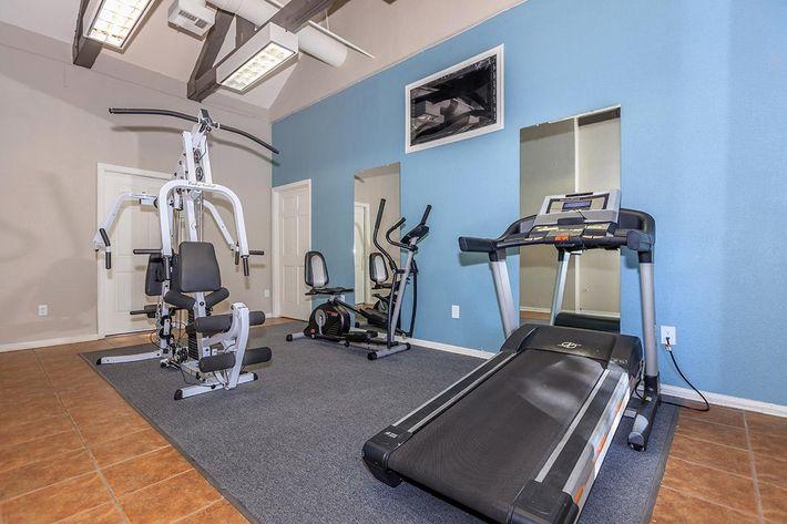 Villa Del Rio has a fitness center