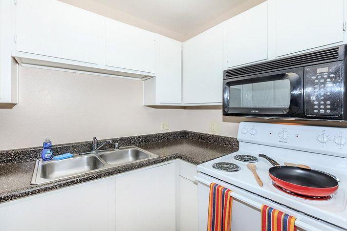Villa Del Rio features all-electric kitchens