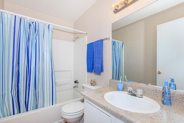 Bathroom at Villa Del Rio