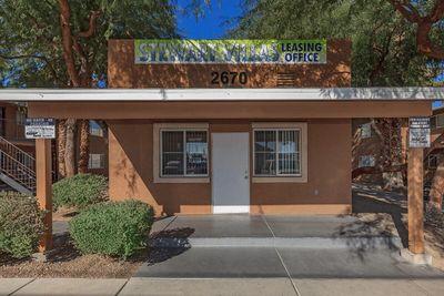 STEWART VILLAS LEASING OFFICE