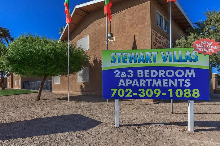 TWO AND THREE BEDROOM APARTMENTS IN LAS VEGAS, NV