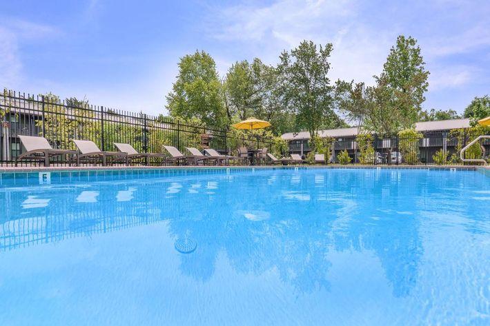Swimming Pool at Alder Terrace