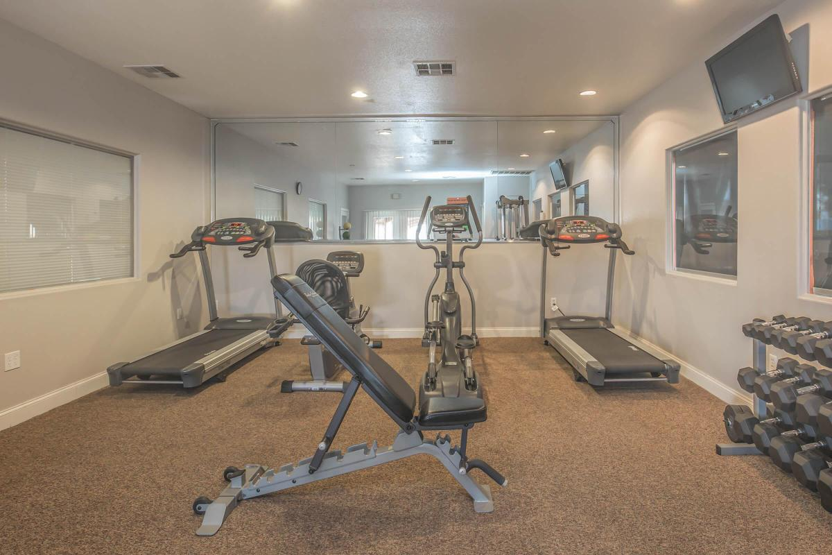 FITNESS CENTER AT SIENA TOWNHOMES IN LAS VEGAS, NEVADA