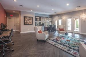 Clubhouse and Business Center here at Siena Townhomes in Las Vegas, Nevada