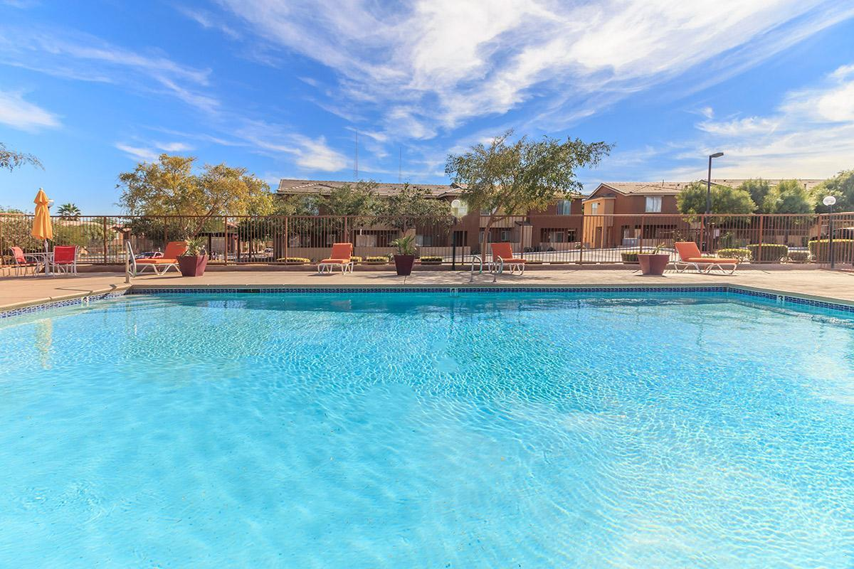 Make some waves at Siena Townhomes in Las Vegas, Nevada