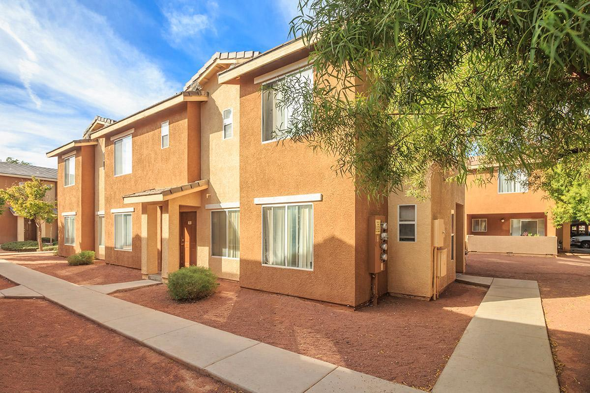ARRIVE. RESET. LIVE AT SIENA TOWNHOMES IN LAS VEGAS, NEVADA