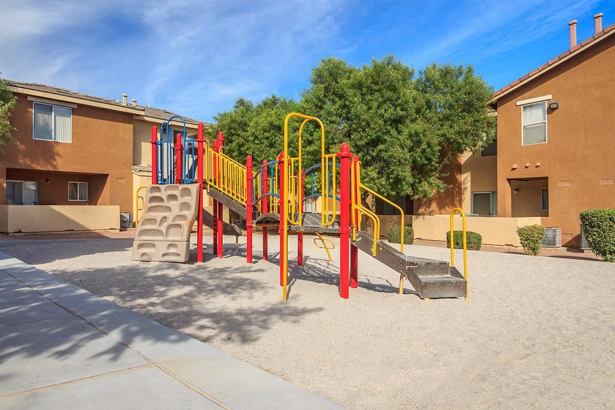 CHILDREN'S PLAYGROUND AT SIENA TOWNHOMES IN LAS VEGAS, NEVADA
