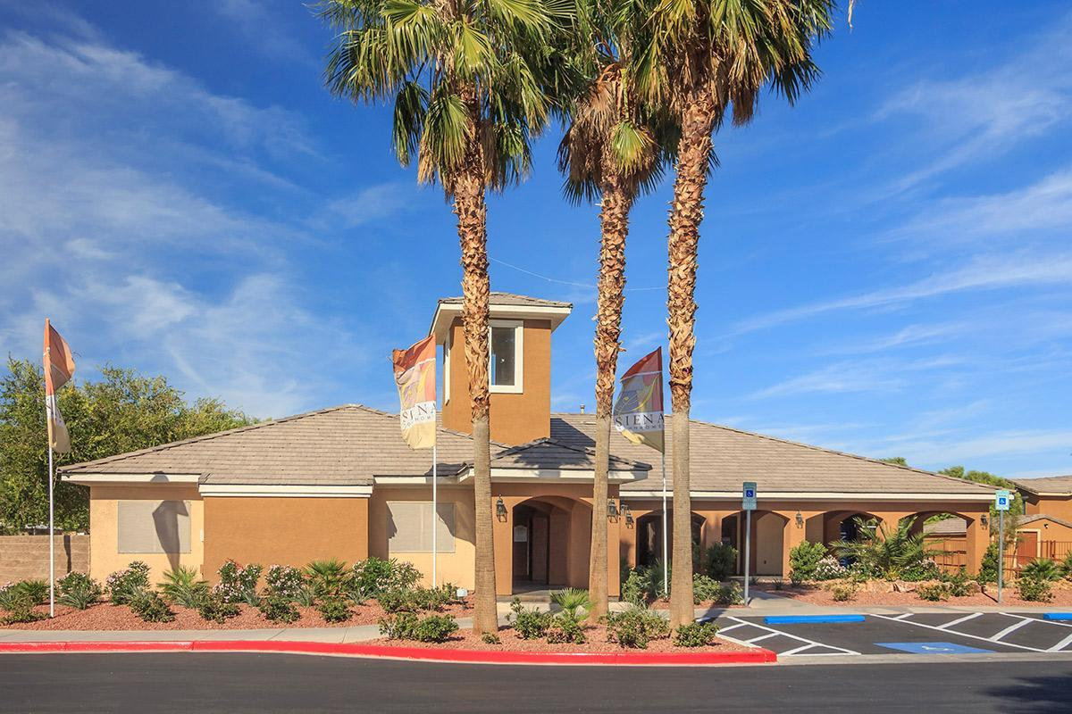 COME VISIT SIENA TOWNHOMES IN LAS VEGAS, NEVADA
