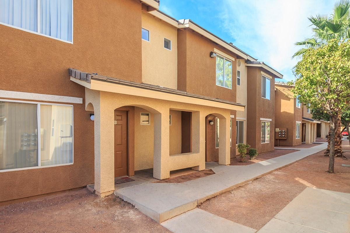 GRACIOUS LIVING AT SIENA TOWNHOMES IN LAS VEGAS, NEVADA