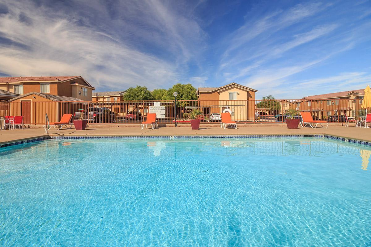 TAKE THE PLUNGE AT SIENA TOWNHOMES IN LAS VEGAS, NEVADA