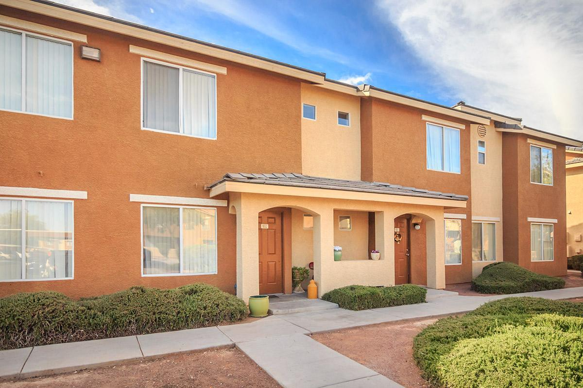 THERE'S NO PLACE LIKE HOME AT SIENA TOWNHOMES IN LAS VEGAS, NEVADA