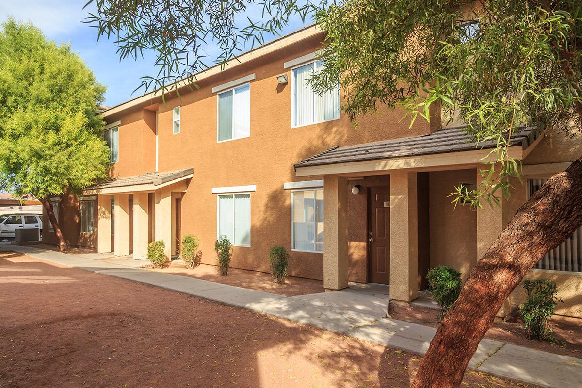 TRANQUIL LIVING AT SIENA TOWNHOMES IN LAS VEGAS, NEVADA