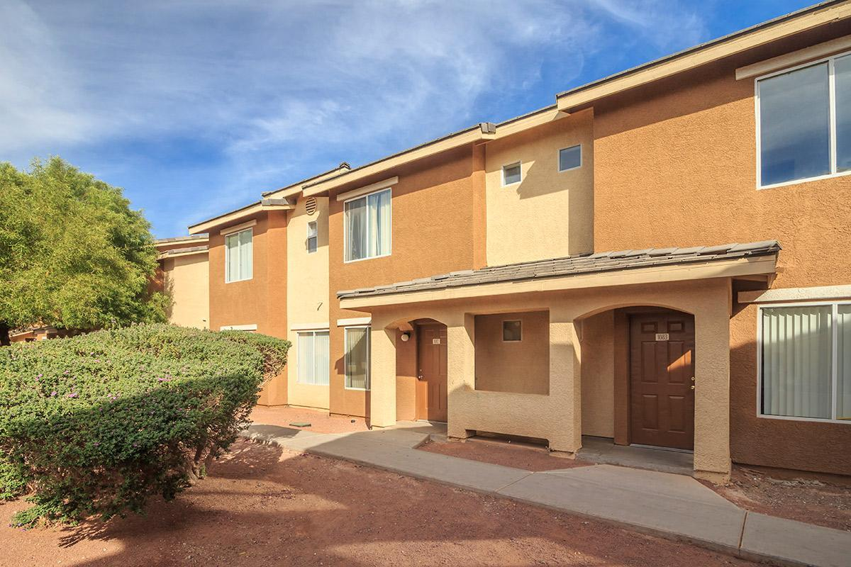 WELCOME HOME TO SIENA TOWNHOMES IN LAS VEGAS, NEVADA