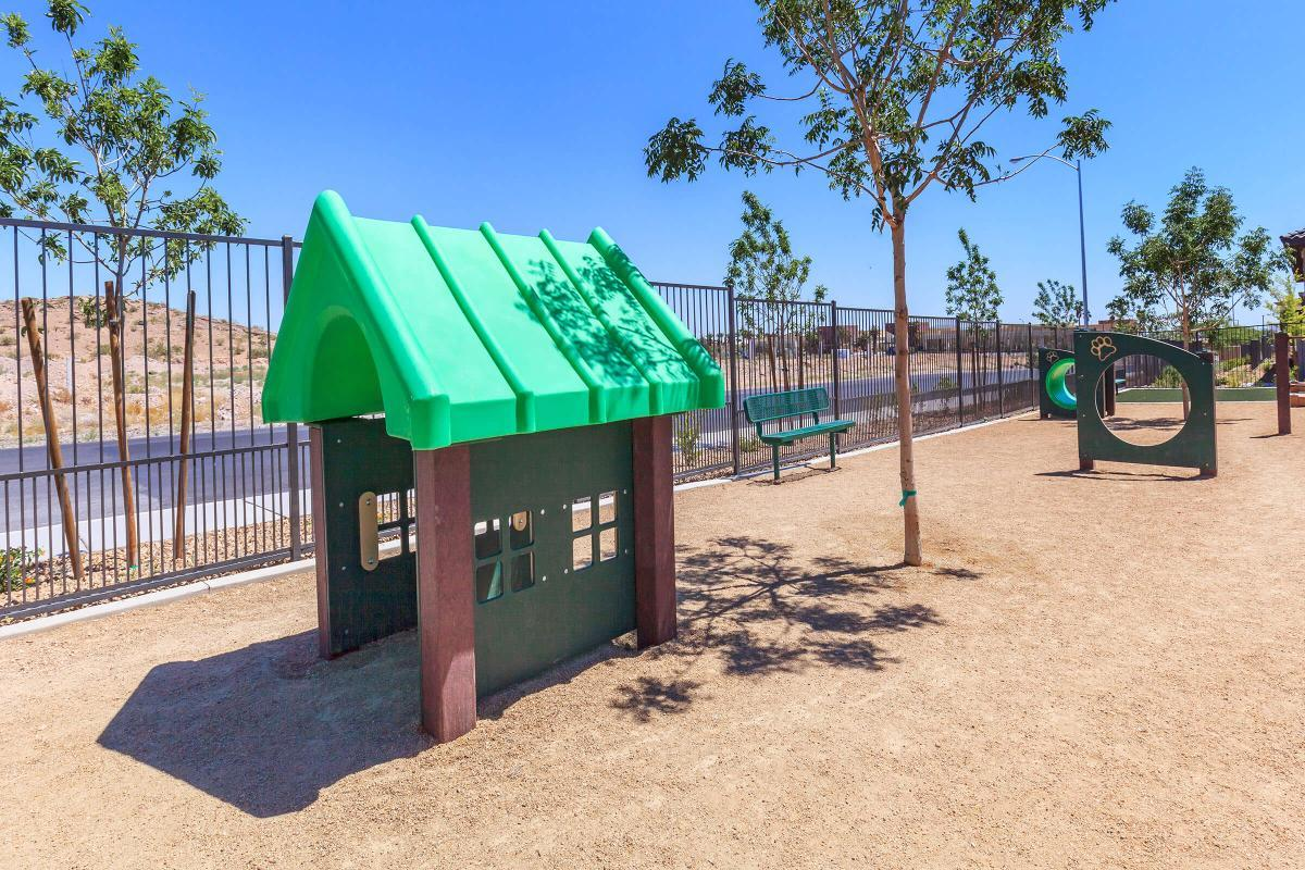 Dog Park at Level 25 at Durango in Las Vegas, NV