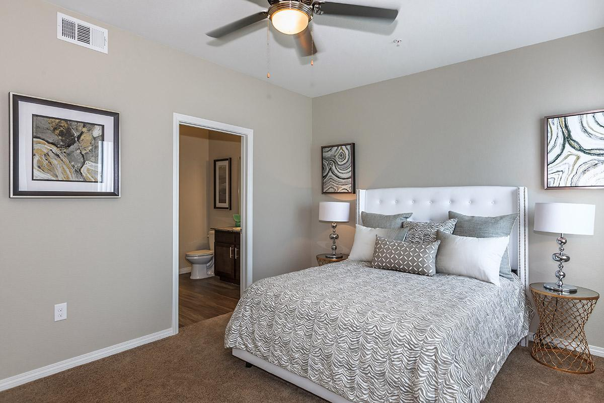 Cozy Bedroom at Level 25 at Durango