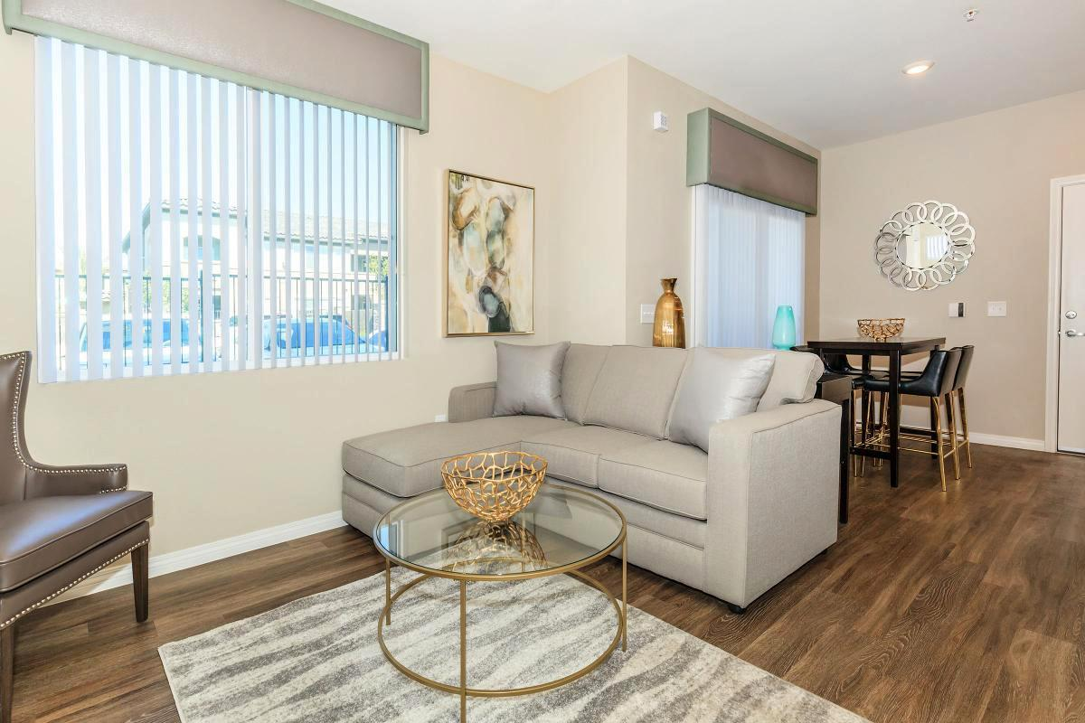 Entertain Friends in Your New Living Room at Level 25 at Durango