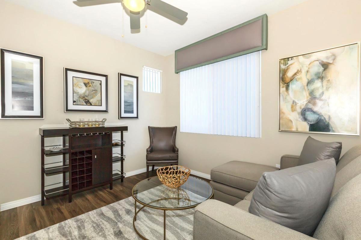 Floor Plan A3 Living Room at Level 25 at Durango in Las Vegas, NV