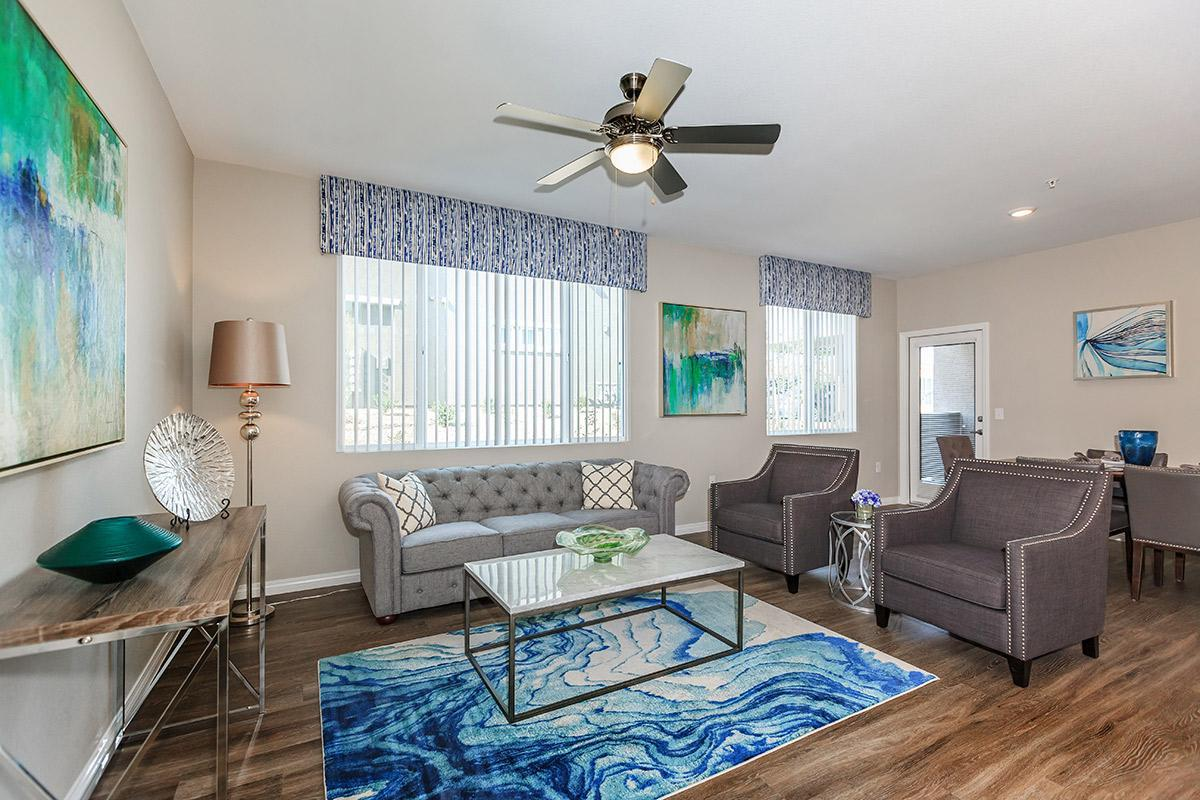 Great Open Spaces at Level 25 at Durango in Las Vegas, NV