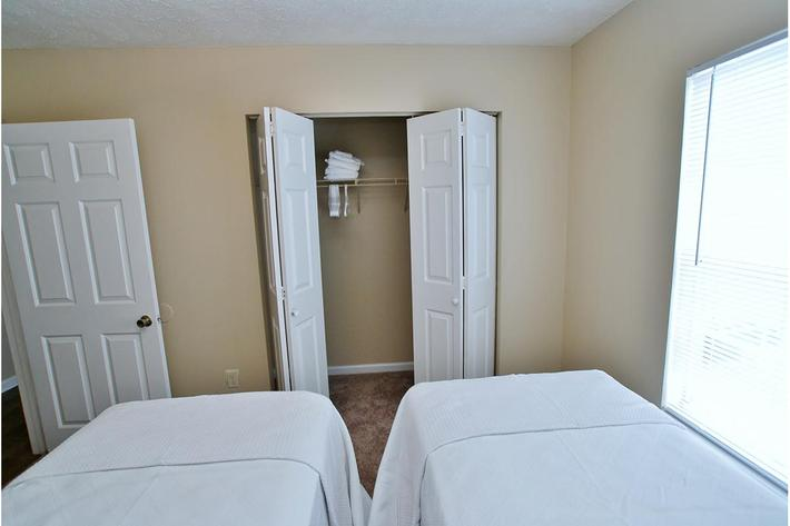 The Bedroom Closet