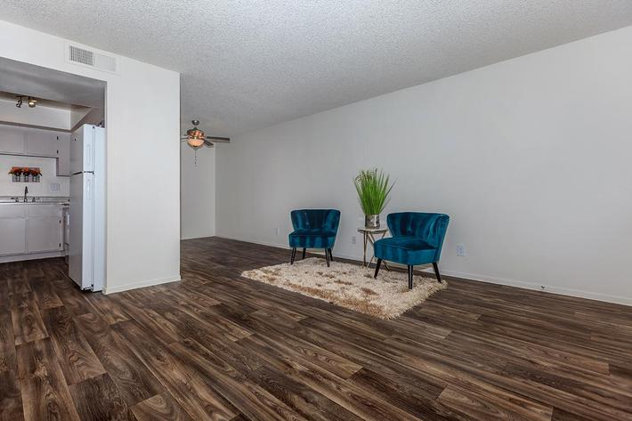 PLENTY OF NATURAL LIGHT AT CASCADE APARTMENTS IN HENDERSON, NEVADA