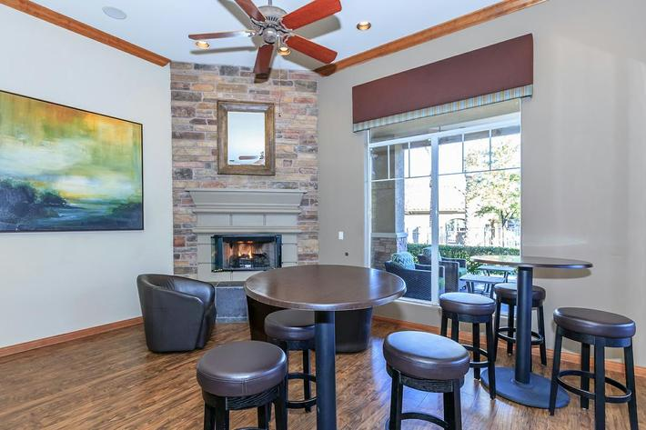 Ceiling Fans in homes at The Covington at Coronado Ranch Apartments