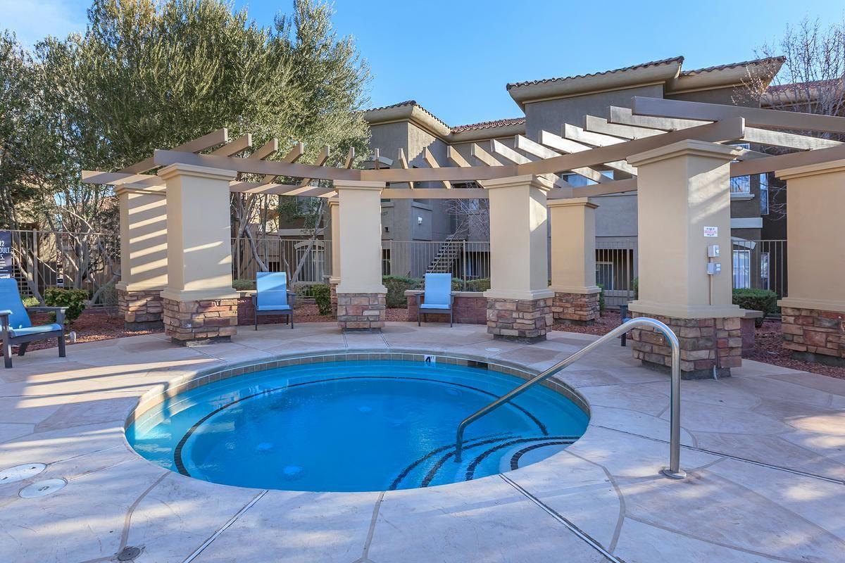 Soothing Spa at The Covington at Coronado Ranch Apartments in Las Vegas, Nevada