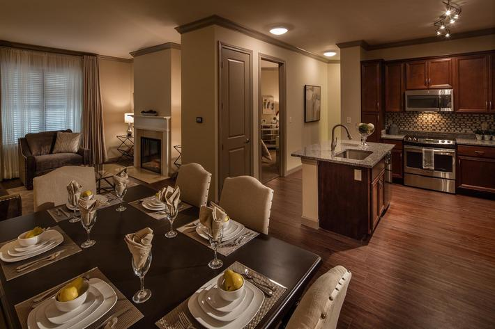 The Orion Apartments in Central West End - St. Louis, MO - Interior 02.jpg