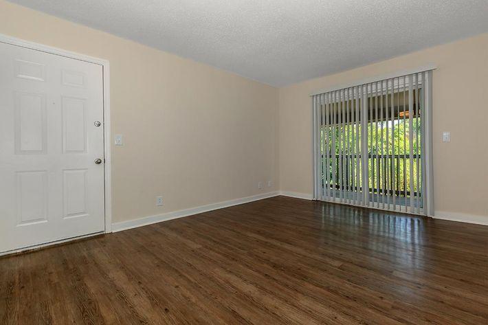 Two bedroom Floor plan in Clarksville, Tennessee