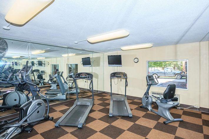 Fitness Center at Crestridge