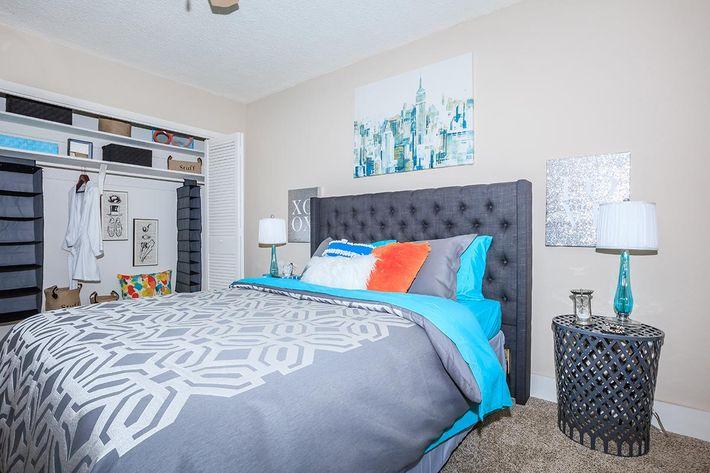 Cozy Bedroom