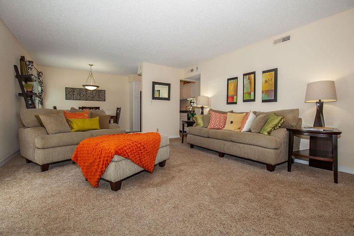 Brendon Park Living Room