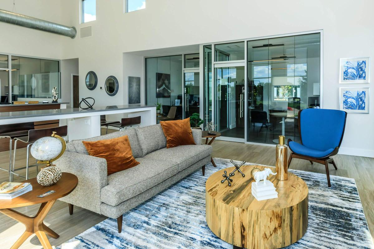 A Spacious Clubhouse to Meet New People at Brendon Park Apartments