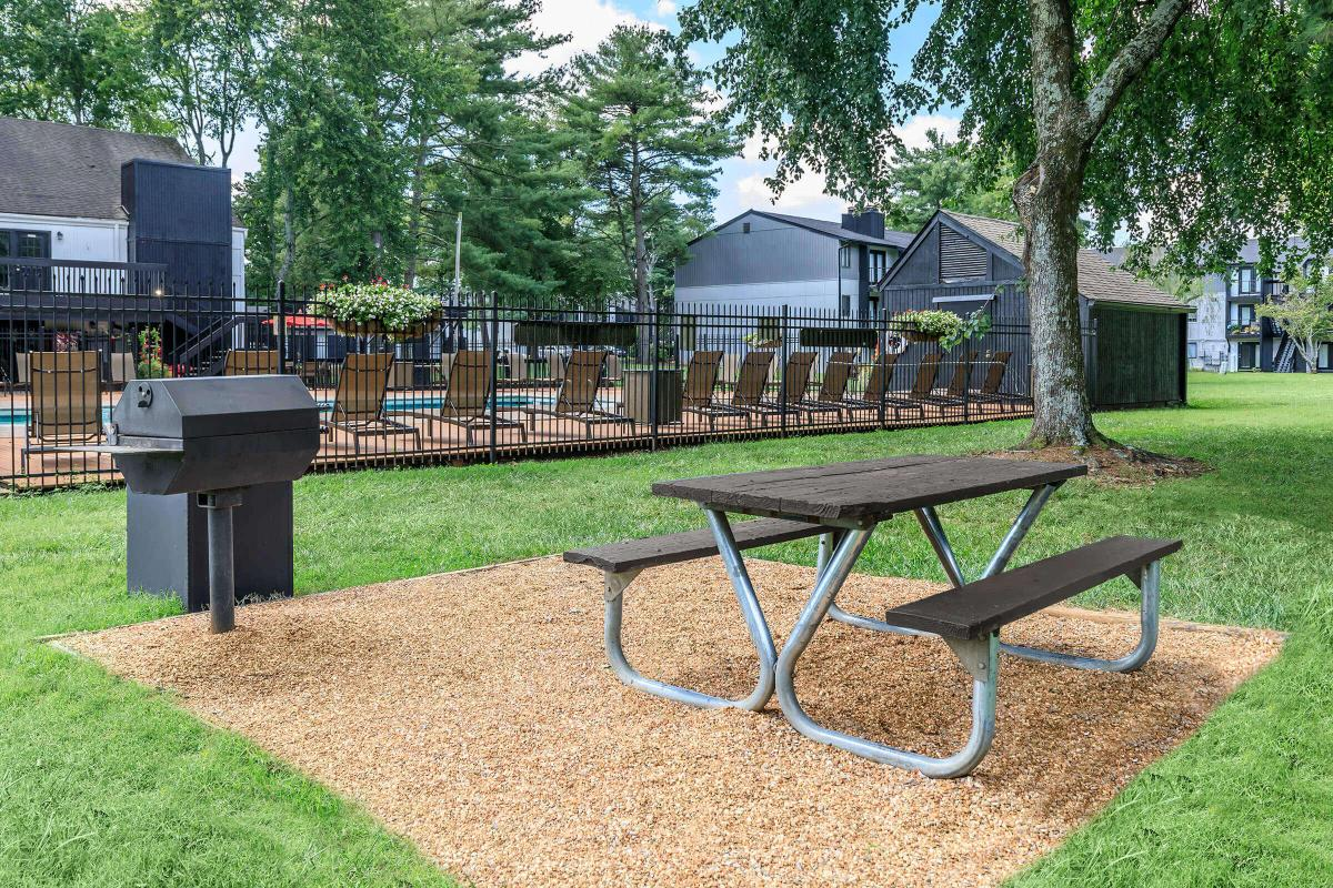 Enjoy a Picnic With a Yummy Barbecue at Brendon Park Apartments