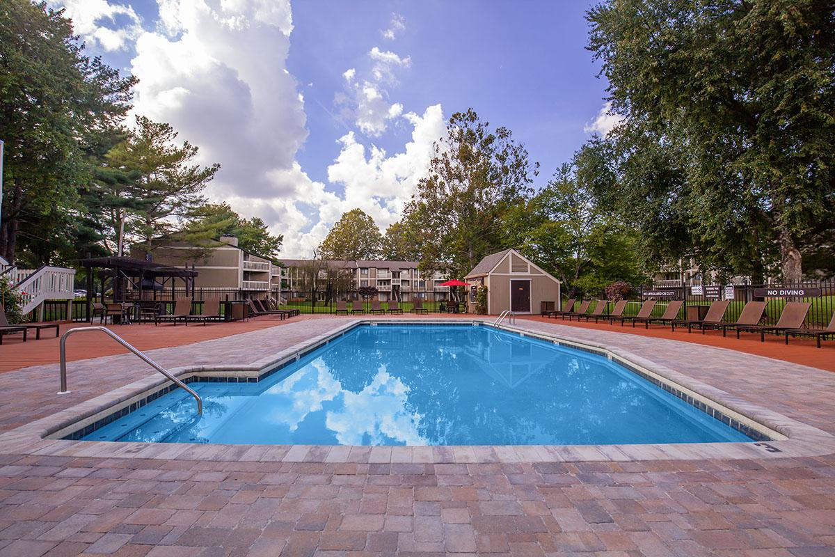 Swimming Pool at Brendon Park Apartments in Knoxville, TN area