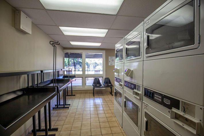 Modern Laundry facility