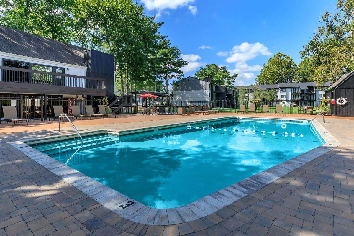 Relax After a Long Day in Our Beautiful Swimming Pools in Knoxville, TN