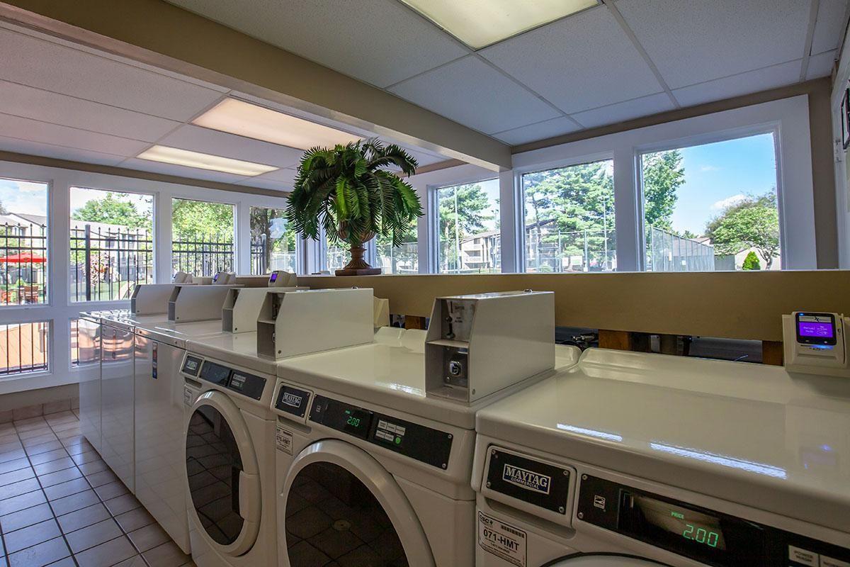 Wash. Rinse. Repeat. at Brendon Park Apartments