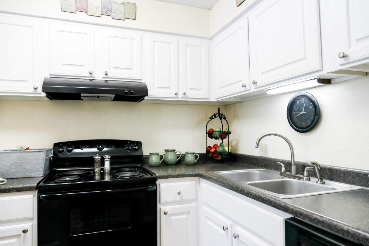 Fully Equipped Kitchen in Knoxville, TN