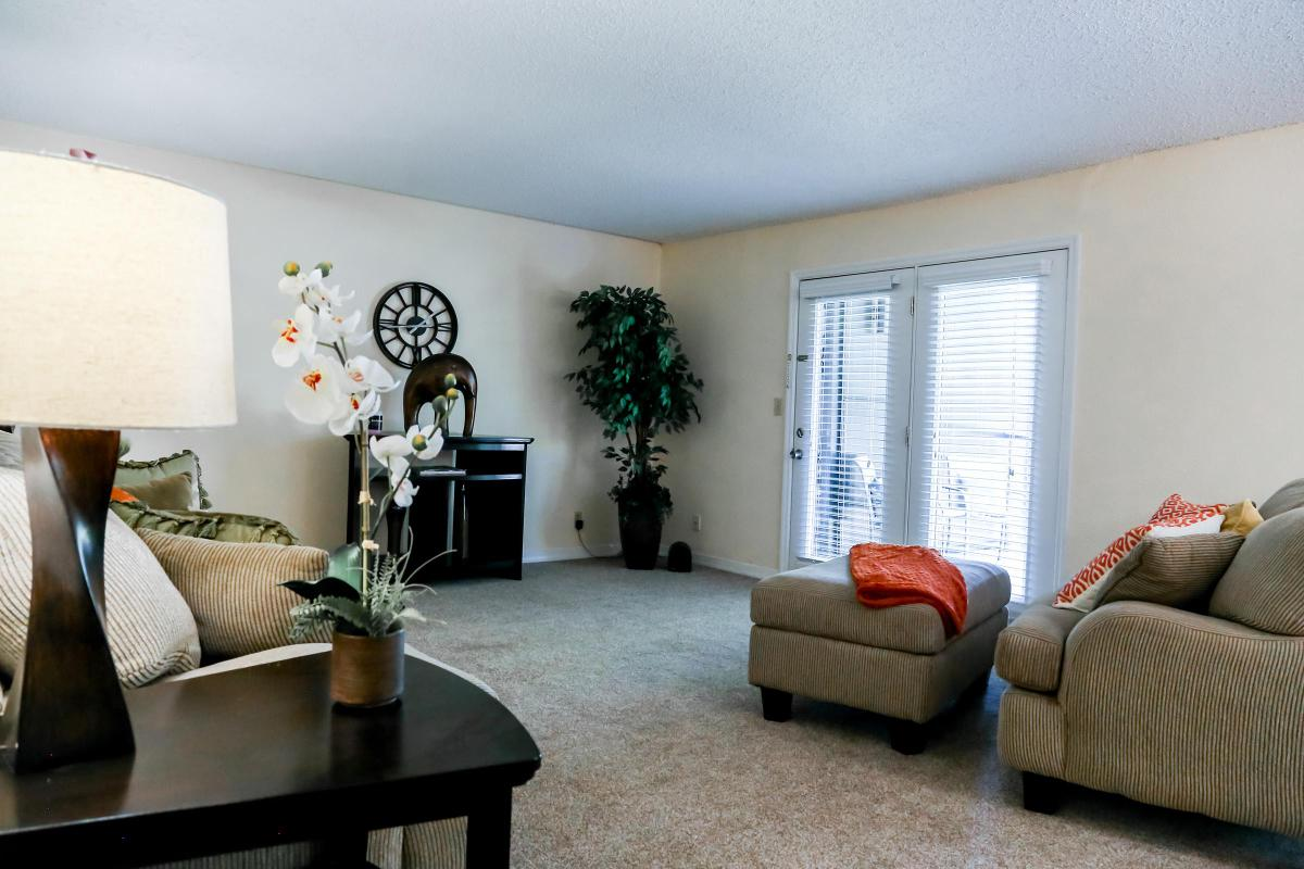 Great Living Area for you at Brendon Park Apartments