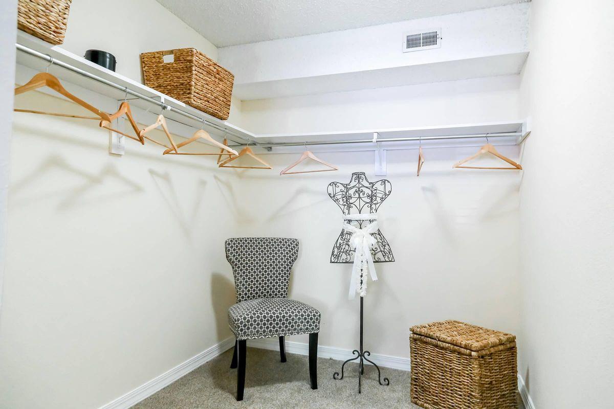 Spacious Closet for you at Brendon Park Apartments