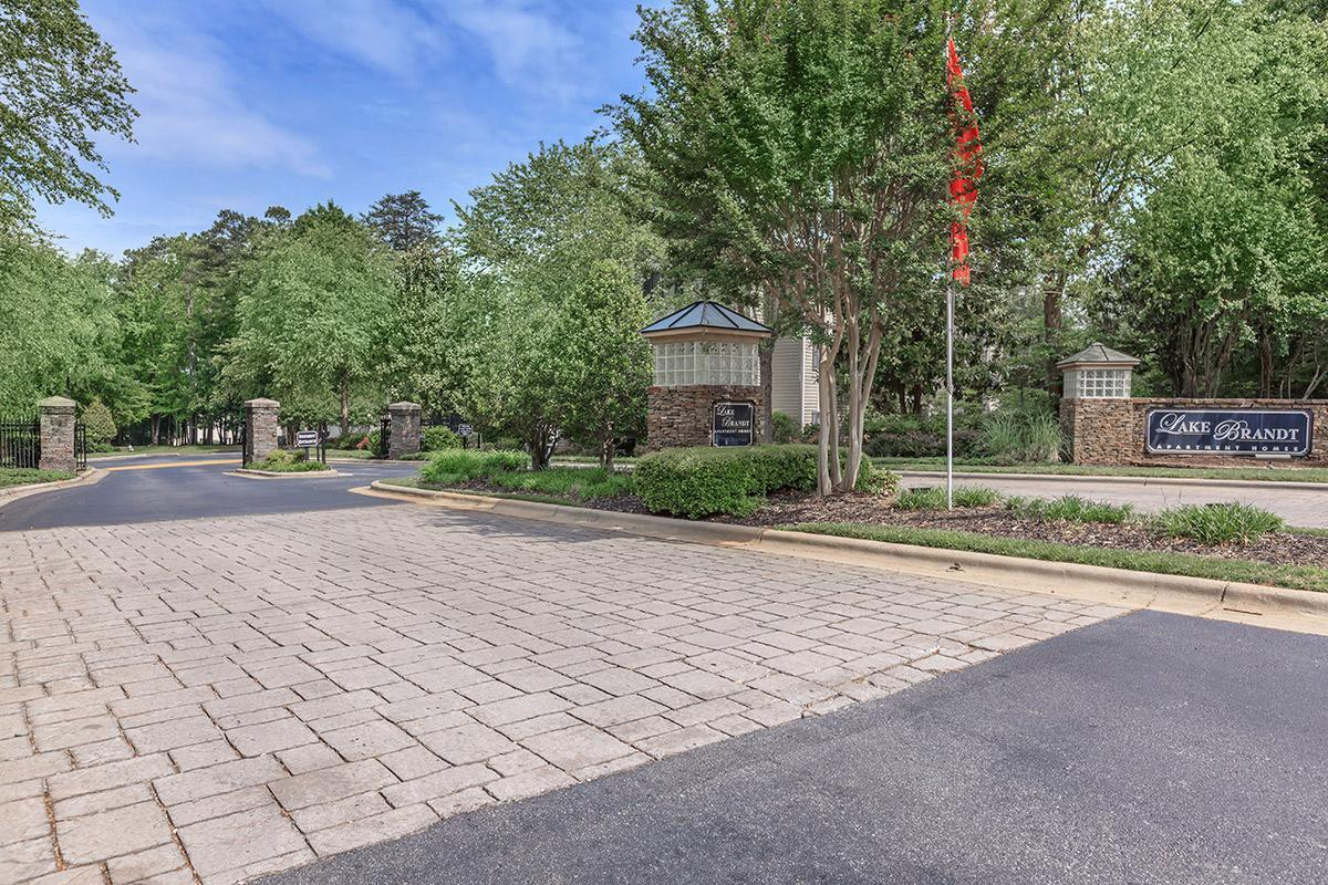 WELCOME HOME TO LAKE BRANDT APARTMENTS IN GREENSBORO, NC