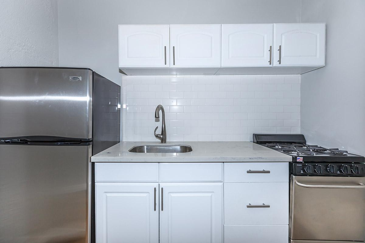 The perfect kitchen at Ancelle