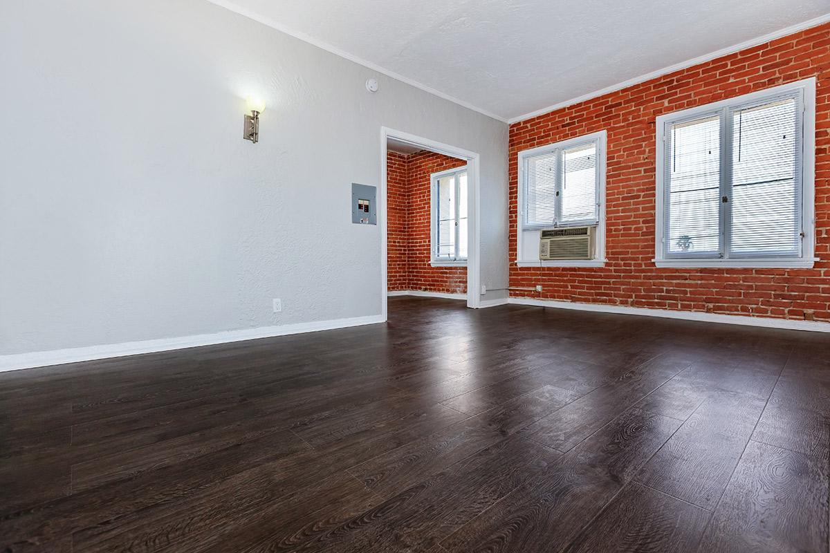 Spacious floor plans at Ancelle